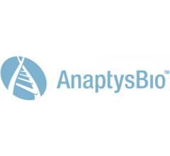 Image about AnaptysBio (NASDAQ:ANAB) Stock Price Up 6% After Analyst Upgrade