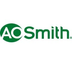 Image for Harfst & Associates Inc. Sells 1,887 Shares of A. O. Smith Co. (NYSE:AOS)