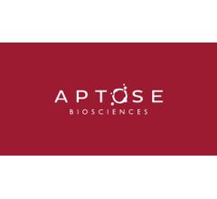 Image for Carlson Capital L P Buys 110,000 Shares of Aptose Biosciences Inc. (NASDAQ:APTO)