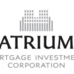 Atrium Mortgage Investment Corp (TSE:AI) Declares $0.08 Monthly Dividend
