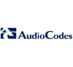 Image for AudioCodes (NASDAQ:AUDC) Releases Quarterly  Earnings Results, Beats Expectations By $0.01 EPS