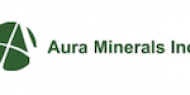 Aura Minerals  Shares Pass Above Two Hundred Day Moving Average of $18.94