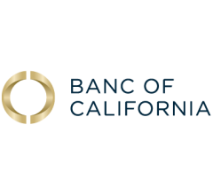 Image for Banc of California (NYSE:BANC) Issues Quarterly  Earnings Results, Beats Estimates By $0.06 EPS