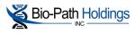 "Bio-Path (NASDAQ:BPTH) Cut to ""Hold"" at Zacks Investment Research"