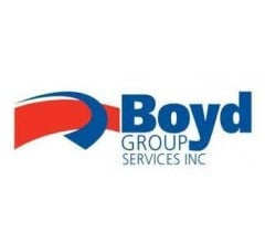 """Image for Boyd Group Services Inc. (TSE:BYD) Receives Average Rating of """"Buy"""" from Brokerages"""