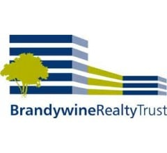 Image for Brandywine Realty Trust (NYSE:BDN) Announces Quarterly  Earnings Results