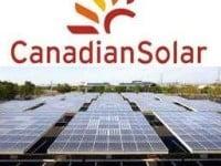 Canadian Solar (NASDAQ:CSIQ) Rating Increased to Sell at ValuEngine