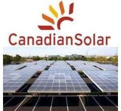 Image for Goldman Sachs Group Inc. Sells 192,635 Shares of Canadian Solar Inc. (NASDAQ:CSIQ)