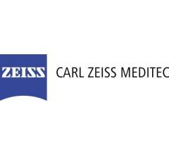Image for Carl Zeiss Meditec AG (ETR:AFX) Receives €160.71 Average Target Price from Brokerages