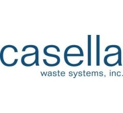 Image for Casella Waste Systems (NASDAQ:CWST) Rating Increased to Hold at Zacks Investment Research