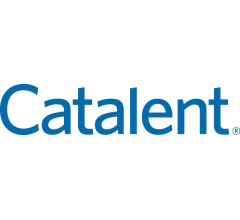Image for Amundi Asset Management US Inc. Increases Stock Holdings in Catalent, Inc. (NYSE:CTLT)