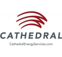 Image for Cathedral Energy Services (TSE:CET) Stock Passes Above Two Hundred Day Moving Average of $0.00