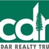 Zacks: Brokerages Expect Cedar Realty Trust Inc  to Post $0.12 EPS