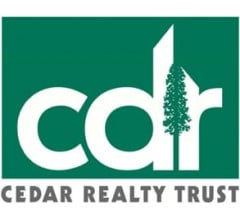 Image about Philip Mays Sells 3,500 Shares of Cedar Realty Trust, Inc. (NYSE:CDR) Stock