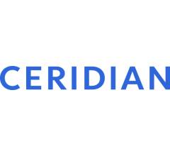 Image for Needham & Company LLC Lowers Ceridian HCM (NYSE:CDAY) to Hold