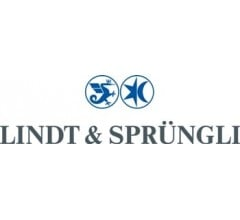 Image about Chocoladefabriken Lindt & Sprüngli (OTCMKTS:LDSVF) Rating Reiterated by Barclays