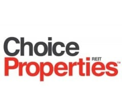 Image for Choice Properties Real Est Invstmnt Trst (TSE:CHP.UN) Reaches New 52-Week High at $14.78