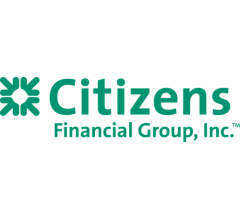 Image for Citizens Financial Group (NYSE:CFG) Releases Quarterly  Earnings Results, Beats Estimates By $0.02 EPS