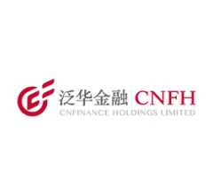 Image for CNFinance (NYSE:CNF) Stock Price Down 0.9%