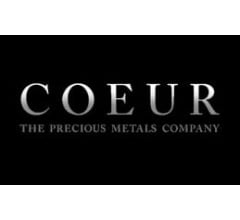 Image for Aigen Investment Management LP Purchases Shares of 13,617 Coeur Mining, Inc. (NYSE:CDE)
