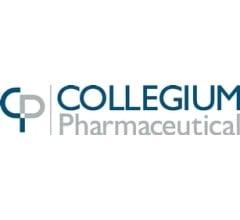 Image for Zacks: Analysts Anticipate Collegium Pharmaceutical, Inc. (NASDAQ:COLL) Will Post Quarterly Sales of $84.29 Million