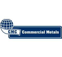 Image for Dean Investment Associates LLC Sells 23,265 Shares of Commercial Metals (NYSE:CMC)
