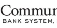 Community Bank System  Rating Lowered to Market Perform at Hovde Group