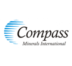 Image about Oppenheimer Asset Management Inc. Acquires 2,367 Shares of Compass Minerals International, Inc. (NYSE:CMP)