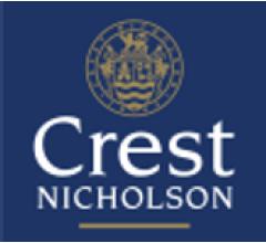 Image for Crest Nicholson Holdings plc (LON:CRST) Declares GBX 4.10 Dividend