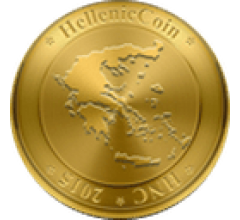 Image for Hellenic Coin (HNC) Price Up 0.4% Over Last Week