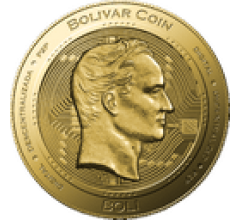 Image for Bolivarcoin (BOLI) Trading Up 18.7% This Week