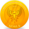 NobleCoin  Trading Down 12.8% Over Last Week