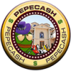 Pepe Cash  Trading Down 18.5% Over Last Week