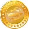Vault Coin   Trading 13.7% Lower  Over Last Week