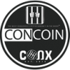 Concoin  Trading 6.7% Lower  Over Last Week