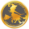 Halloween Coin (HALLO) Trading Up 29.2% Over Last 7 Days