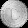 Denarius Trading Up 10.2% This Week (D)