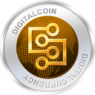Digitalcoin  Trading 80.2% Lower  Over Last Week