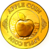 AppleCoin  Price Tops $0.0001