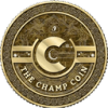 The ChampCoin  Trading Down 10.6% Over Last Week