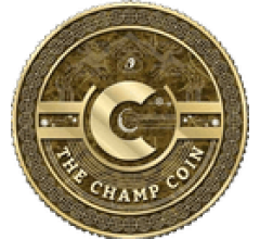 Image for The ChampCoin Tops 24 Hour Trading Volume of $201,893.00 (TCC)