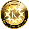 Royal Kingdom Coin  Achieves Market Cap of $13,321.00