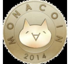 Image for MonaCoin Price Tops $1.42  (MONA)