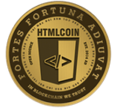 Image for HTMLCOIN (HTML)  Trading 35.3% Lower  This Week