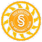 SolarCoin (SLR)  Trading 14% Lower  This Week