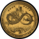 Dragon Coins (DRG) Reaches 1-Day Volume of $344.00