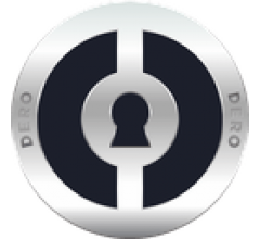 Image for Dero (DERO) Trading Up 126.3% Over Last Week