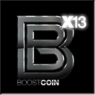 BoostCoin Price Hits $0.0012