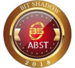 Image for Abitshadow Token (ABST) Reaches 24 Hour Volume of $68.00