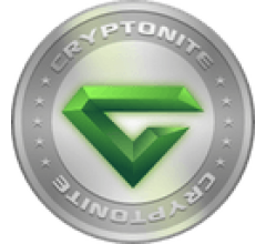 Image for Cryptonite (XCN)  Trading 11.4% Lower  This Week